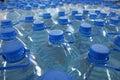 Stoh balená voda