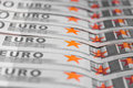Stack Of Cash Money - 500 Euro...