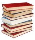 Stack książki Obrazy Stock