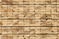 Stack of lumber Royalty Free Stock Photo