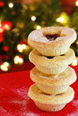 Stack of Mince Pies Stock Photography