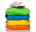 Stack Modern Cloth Diapers And...