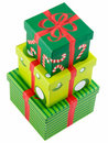 Stacked Presents Stock Photography