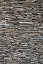 Stacked Stone Wall XXL Royalty Free Stock Images
