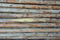Stacked wood pine timber for construction Royalty Free Stock Photo