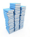Stacks of books Stock Images