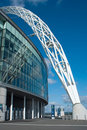 Stade de Wembley Photo libre de droits