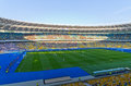 Stade national de Kiev, Ukraine Image stock