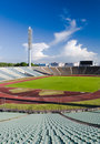 Stadium-2 Royalty Free Stock Photos