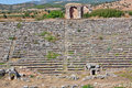 Stadium in Aphrodisias Royalty Free Stock Image