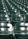 Stadium baseball Stock Photography