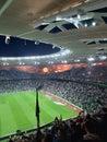 stock image of  stadium football Champions League