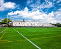 Stadium generic american football and general sports Royalty Free Stock Photo