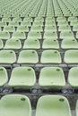 Stadium Seat Stock Photography