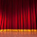 Stage Royalty Free Stock Image