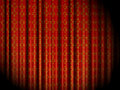 Stage curtain Royalty Free Stock Photos