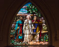 Stained Glass Church of the Redeemer, Toronto Royalty Free Stock Photo