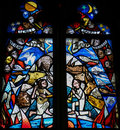Stained Glass in Tubingen - Creation