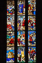 Stained Glass Windows In Milan...