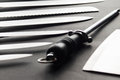 Stainless Steel Kitchen Knives.