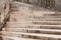 Stair antique in chateau de fontainebleau the palace of fontainebleau located kilometres from the centre of paris is one of the Royalty Free Stock Images