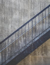 stair metal Royalty Free Stock Photo