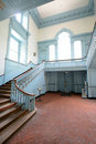 Stairs in Independence Hall, Philadelphia Royalty Free Stock Photo