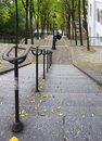 Stairs of Montmartre, Paris Stock Photos