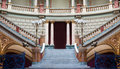 Stairs in a palace Royalty Free Stock Photo