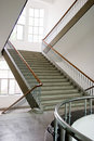 Stairs upwards Royalty Free Stock Photo