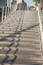 Stairs in Urban Setting Royalty Free Stock Photo