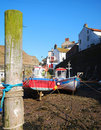 Staithes, North Yorkshire Stock Image