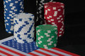 Stakes are high in the USA Royalty Free Stock Photo