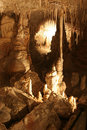 Stalactite Cave Royalty Free Stock Image