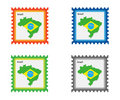 Stamp Stock Images