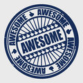 Stamp awesome