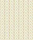 Soft chevron vector seamless pattern in gols and off white tones
