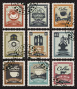 Stamps for coffee