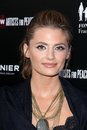 Stana katic artists peace justice s ring to educate child haiti hosted vhernier vhernier beverly hills ca Stock Image
