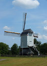 Standerdmolen Royalty Free Stock Photos