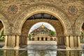 Stanford University Memorial Church HDR Royalty Free Stock Photo