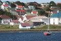 Stanley, Falkland Islands Royalty Free Stock Photo