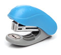 Stapler over white Royalty Free Stock Photos