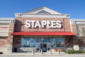 Staples store jacksonville florida march a retail in jacksonville is an american office supply company founded in with Royalty Free Stock Photography