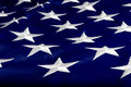 Star American national flag Royalty Free Stock Photo