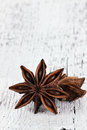 Star Anise Spice Stock Images