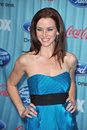 Star annie wersching american idol final party area nightclub west hollywood march los angeles ca picture paul smith featureflash Stock Images