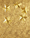 Star decorations Royalty Free Stock Photography