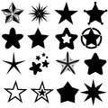 Star elements