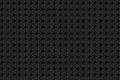 Star pattern on black background texture Stock Image